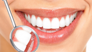 healthy teeth with your Escondido dentist